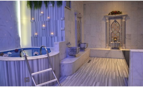 Groupon: Entree en spa arrangement