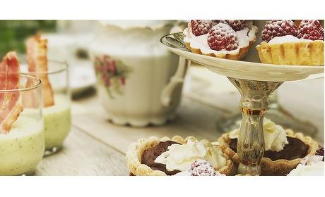 Wowdeal: Luxe High Tea bij Grand Cafe Maagdenberg