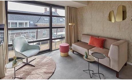 Groupon: Utrecht: Loft of Penthouse Loft met terras voor twee