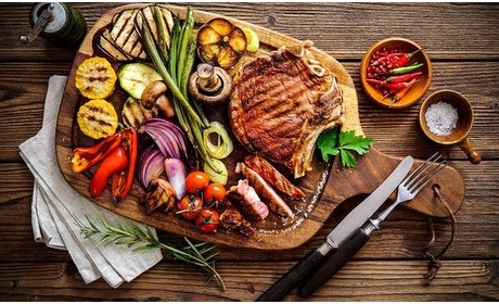 Groupon: Markthal R'dam: mixed-grill (2 p)