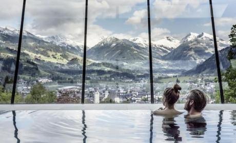 Traveldeal.nl: Vakantie in de bergen in superior hotel in Kitzbhel