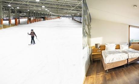 Actievandedag.nl: 2 dagen Hotel SnowWorld Landgraaf