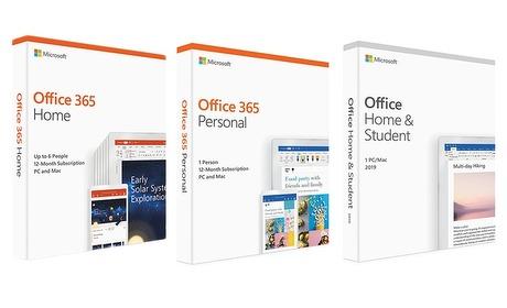 Groupon: Microsoft Office-pakketten