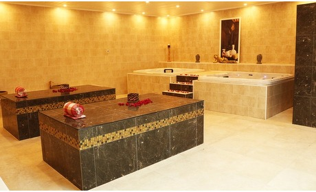 Groupon: Sauna-entree en hammam-arrangement