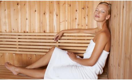 Groupon: Dagje sauna bij Sauna de Bron