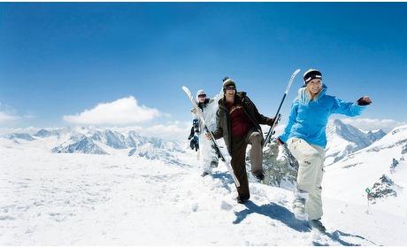 Groupon: Winterberg: dagtrip incl. luxe busreis en sneeuwgarantie