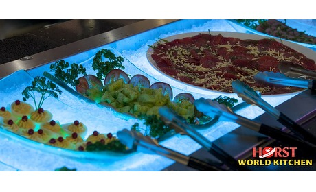 Wowdeal: All you can eat en drink bij Horst World Kitchen