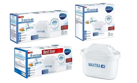 Groupon: Brita Maxtra+ filterpatronen