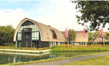 Groupon: Nabij de Veluwe: suite in luxe 4* hotel met sauna