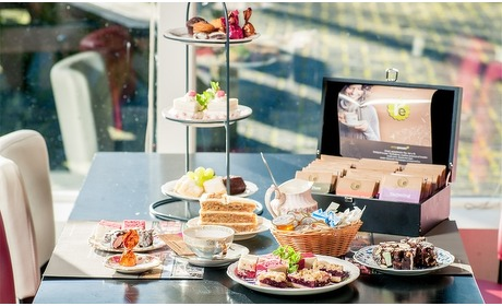 Groupon: High tea in Almere (2 p.)