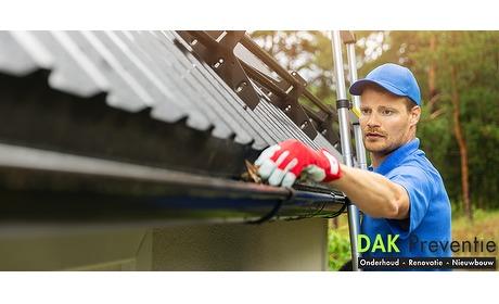 Wowdeal: Dakinspectie, -reparatie en reiniging of schoorsteenvegen door Dakpreventie