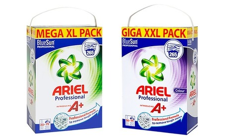 Groupon: Ariel Professional 265 wasbeurten