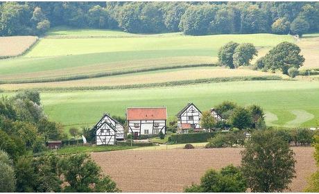Groupon: Zuid-Limburgse natuur: comfort tweepersoonskamer