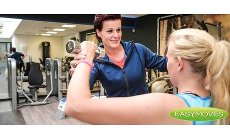 Wowdeal: 12 sessies persoonlijke training bij Easy Moves Weert