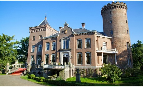 Groupon: Utrechtse heuvelrug: 1 of 2 kasteelnachten met ontbijt