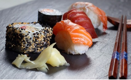 Groupon: Onbeperkt sushi & grill in Capelle