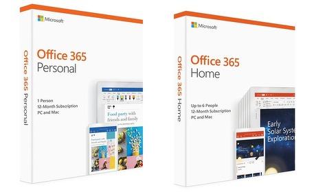 Groupon: Office 365 met McAfee anti-virus