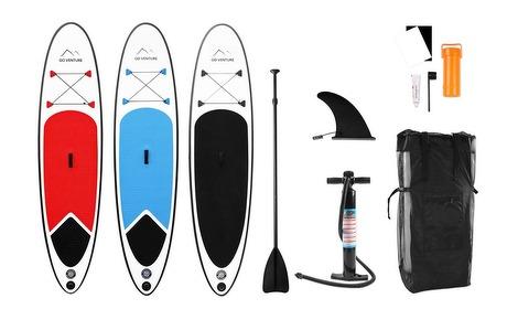 Groupon: Go Venture paddleboard