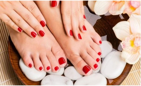 Groupon: Manicure/pedicure in Eindhoven