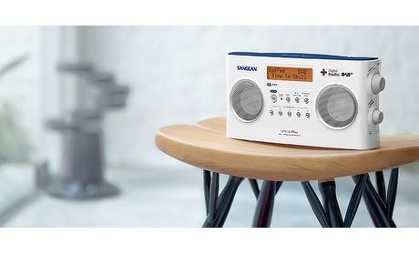 Wowdeal: SANGEAN Hedonic 250 DAB+ Radio