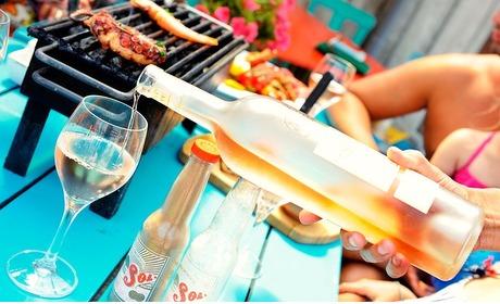 Groupon: Luxe barbecue aan zee (2 p.)