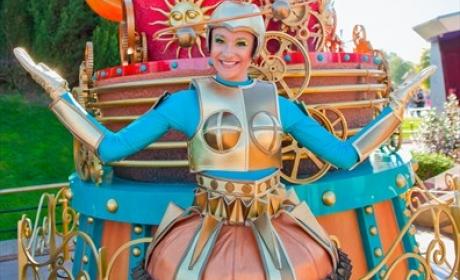 PeterLanghout.nl: 2 dagen busreis Disneyland Paris - Hotel Kyriad-Campanile 2 dagen entree