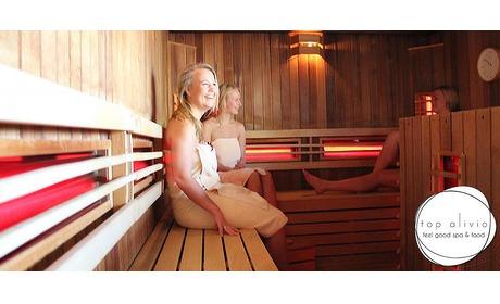 Wowdeal: Hele dag ontspannen bij saunacentrum Top Alivio
