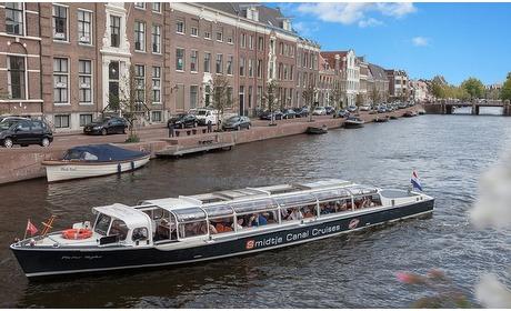Groupon: Rondvaart door Haarlem