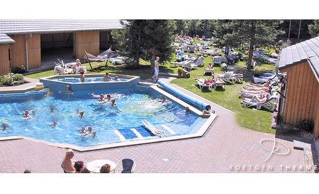 Wowdeal: Entree bij Roetgen Therme incl. zwembaden en sauna's