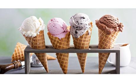 Wowdeal: 2 luxe ijscoupes of een strippenkaart bij Di's Sweets & Chocolates