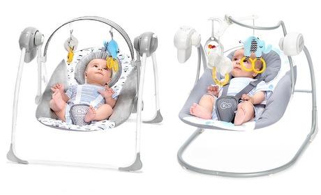Groupon: Babyschommel