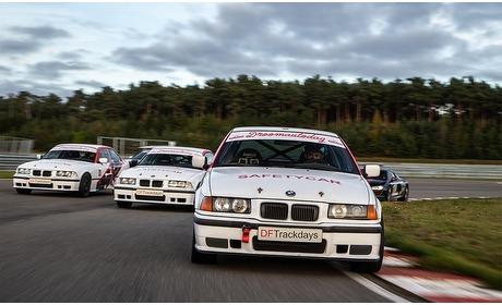 Groupon: Racen op Zandvoort, Assen, Zolder