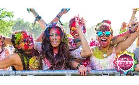 Wowdeal: Early Bird tickets Holi Fusion Festival Eindhoven
