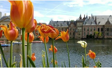 Groupon: Hartje Den Haag: deluxe tweepersoonskamer