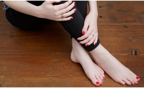 Groupon: Manicure en pedicure in Rotterdam