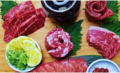 Groupon: Japanse Wagyu-barbecue (3-6 p.)