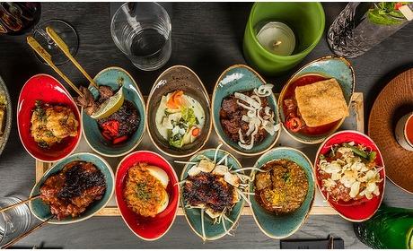 Groupon: Ron Blaauw: rijsttafel voor 2