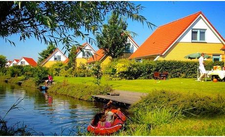 Groupon: Noord-Holland: midweek/weekend in een villa