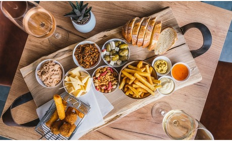 Groupon: Groningen: High Borrel (2 p.)