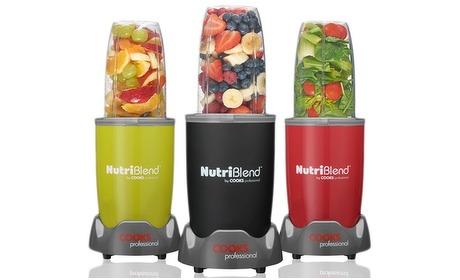 Groupon: Nutriblend Professional-blender