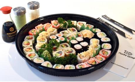 Groupon: Sushi-boxen Sushi Time Amstelveen