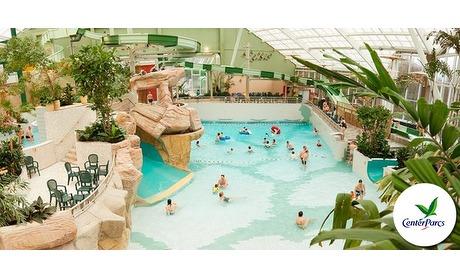 Wowdeal: Entree Aqua Mundo bij Center Parcs Les Ardennes