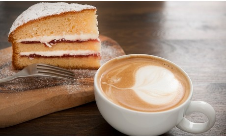Groupon: Leeuwarden: koffie/thee met gebak