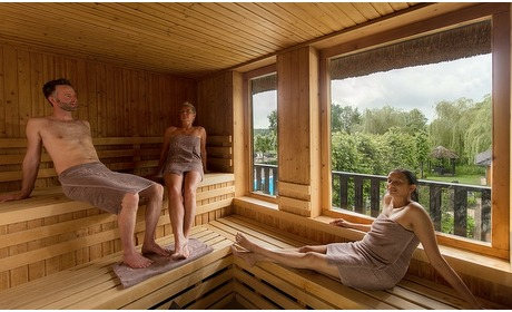 Groupon: Dagje sauna bij Zwaluwhoeve