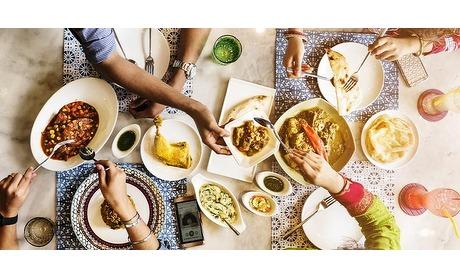 Wowdeal: 3-gangen diner bij Taste of India Selfkant