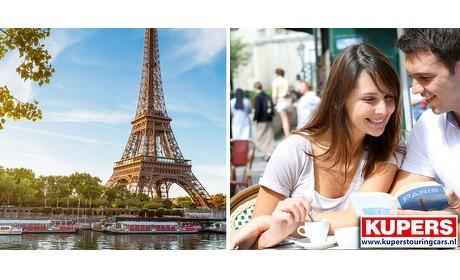 Wowdeal: Een dagje Parijs met Kupers Touringcars