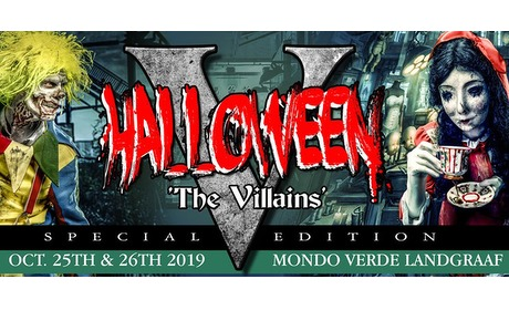 Wowdeal: Halloween The Villains V in Mondo Verde