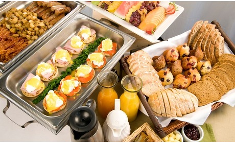 Groupon: All-you-can-eat brunchbuffet