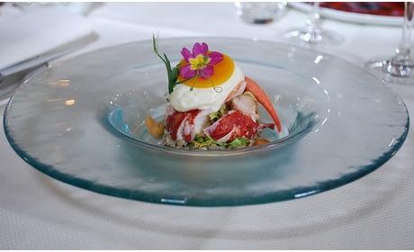 Groupon: Zeeland: 1 of 2 nachten met gastronomisch 6-gangendiner