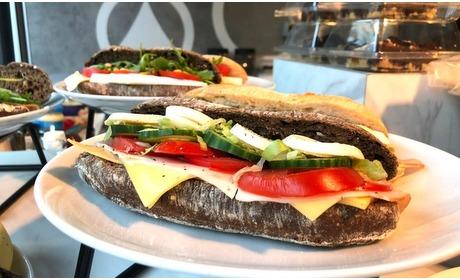 Groupon: Kinkerstraat: broodje + frisdrank